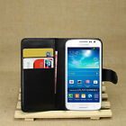 6Colors Wallet Leather Case Cover Pouch For Samsung Galaxy Express 2 II G3815 #i