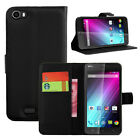 9Colors Wallet Leather Case Cover Pouch For Wiko Lenny #i