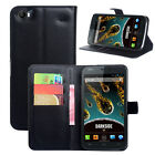 8Colors Wallet Leather Case Cover Pouch For Wiko Darkside #i