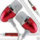 Stereo Sound In Ear Hands Free Headset Head Phones+Mic fits Samsung Galaxy A5