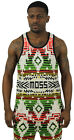 Moss New York Bangkok Aztec Print Tank Top