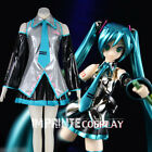 Vocaloid Super Alloy Hatsune Miku Cosplay Costume Full Set FREE P&P