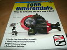 FORD HOW TO REBUILD THE 8.8 AND 9 INCH FORD REAR DIFFERENTIALS MANUAL BOOK - NEW