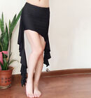 belly dance hip scarf wrap skirt belt shawl S M L XL customized size accepted