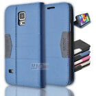 For ZTE Max SERIES Leather PU WALLET POUCH FT3 Case Cover Colors