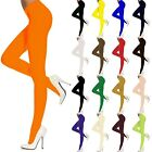 Opaque Neon Tights 9 Colors Rave Wear Costume Accessory fnt