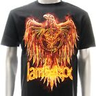 Sz S M L XL XXL 2XL LAMB OF GOD T-shirt Rock Pure American Black Many Size La25