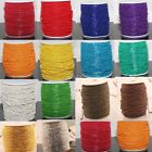 Lots 5m/100m 14 Colors Cable Open Link Iron Metal Chain For Jewelry Craft Making