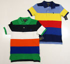Polo Ralph Lauren Boys Short Sleeve Multi Striped Polo Shirt