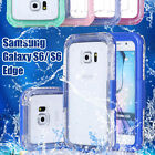 Waterproof Shockproof Dustproof Hard Case Cover Skin For Samsung Galaxy S6 Edge