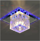 NEW 18cm 3W LED Crystal Ceiling lights chandeliers Colorful Aisle lights 2953HC