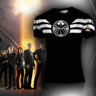 NEW Marvel Superhero The Avengers Costume Top T-shirt Cycling Shirt Sport Jersey