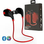 Best HTC Active Headphones - Wireless Bluetooth Earbuds Stereo Sports Headphone For iPhone Review