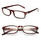 Women Reading Glasses Slim Thin Small Frame Various Strengths Fashion Style