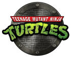 "5.5-9.5"" TMNT TEANAGE MUTANT NINJA TURTLES LOGO WALL SAFE STICKER BORDER CUT OUT"