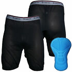 Deko Tarvos mens padded MTB wickable undershorts for under mountain bike shorts