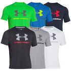 WOW!! UNDER ARMOUR 1257615 HG Loose CC Sportstyle Logo Shortsleeve Tee Shirt