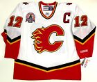 JAROME IGINLA CALGARY FLAMES 2004 STANLEY CUP ORIGINAL CCM JERSEY NEW WITH TAGS