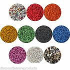 Aquarium Fish Tank Natural Coloured Gravel Stones Substrate - 0.5/1/2/5/10/25Kg