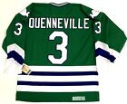 JOEL QUENNEVILLE HARTFORD WHALERS CCM VINTAGE JERSEY NEW WITH TAGS