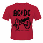 AC/DC For Those About To Rock T-SHIRT OFFICIAL MERCHANDISE NEU