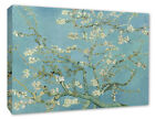Van Gogh Wall Picture Almond Blossom Tree Light Blue Canvas Print A1/A2/A3