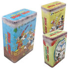 NEW MICKY MOUSE STORAGE BOX ORGANISER COOKIES CEREAL TIN KITCHEN KIDS FUN FOOD