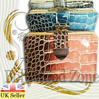 New 2016 Women Enamel Serpentine Leather Small Wallet Coin Card Cell Phone Purse