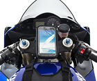 Motorcycle Fork Stem Mount + Water Resistant Case for Samsung Galaxy S5