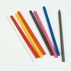 Worther 3.15mm Lead Refills for Mechanical Clutch Pencils 7 Colours - Packs of 4