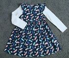 NWT CRAZY 8 Feather Dress ENCHANTED GARDEN by Gymboree FREE USA SHIPPING 3T