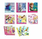 20 LUNCHEON NAPKINS - DISNEY PRINCESS Designs (Tableware/Party/Kids/Birthday)