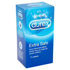 Durex Extra Safe Condoms - Choice of Pack Size