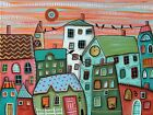 ART PRINT, FRAMED OR PLAQUE - BY KARLA GERARD - IN THE EVENING - GER101