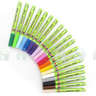 Marabu Deco Painter Paint Pens 1-2mm.All Weather for Paper,Wood,Metal,Plastic...