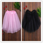 Girls Kids Baby Tutu Party Wear Skirt Cute Princess Baby Girls Dance Skirt