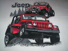 JEEP T SHIRT MENS  #CS44