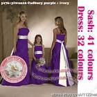 uk6 to uk26 Long Wedding Evening Formal Party Ball Gown Prom Bridesmaid Dress