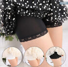 Hot Sale Women Lace Safety Trousers Summer Underwear Short Black White Leggings