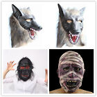 Halloween Hunting Zombie Angry Gorilla Werewolf Mask Cosplay Costumes Mask