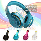 Wireless Bluetooth Headphones Stereo Heavy Bass Earphones Over the Ear Headset