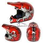NITRO G-MAC Sting Junior MX Motorbike Motorcycle Motocross Helmet Kids Children