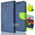 For Samsung Galaxy CT2 Fitted Leather PU WALLET POUCH Case Colors