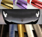 【Chrome Brushed 】Vehicle  VINYL WRAP SHEET  【750 MM  X 5000 MM】  ALL COLOUR