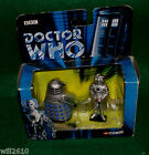 Dr Who  various Daleks, Corgi diecast , Cyberman collection Upik .