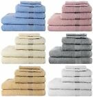 Ideal Textiles®, 100% EGYPTIAN COTTON 6 PIECE BALE SET FACE BUNDLE 500GSM TOWELS