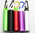 2600mAh Portable Alloy Power Bank External Backup Battery Charger For iPhone HTC