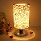 NEW Idyllic Art Cloth Table Lamp Bar lights Decor Bedside light Table lamp 1860