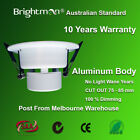 20 X 7W NON - DIM LED DOWNLIGHT KIT 70MM 75MM SMALL CUTOUT NATURE WHITE SAA/RCM