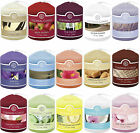 Colonial Candle - SCENTED  VOTIVE CANDLES - Choose Your Fragrance